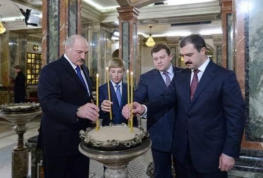 лукашенко+семья+коррупция