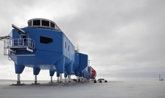 Halley VI, Antarctica