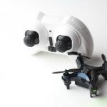 Axis Vidius: самый миниатюрный дрон с камерой