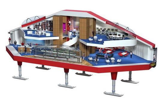Halley-VI-антарктическая-исследовательская-станция+технологии