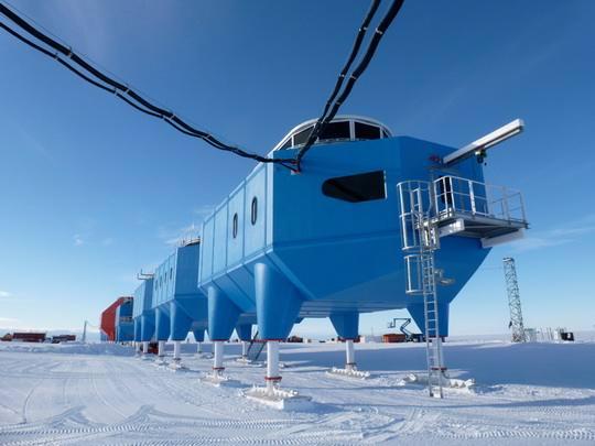 Halley-VI-антарктическая-исследовательская-станция+технологии_