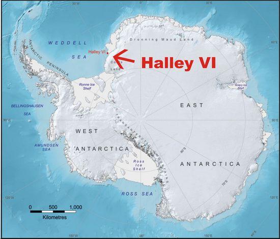 Halley-VI