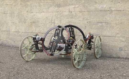VertiGo-Robot-дрон