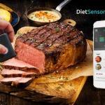 DietSensor: прибор, сканирующий продукты на калорийность