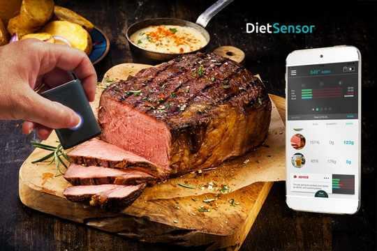 dietsensor+DietSensor+сканер+продукты