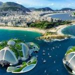Проект первого в мире подводного небоскреба