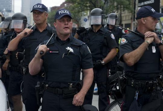 канада_полиция