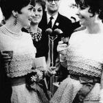 Одинаковые платья: Джина Лоллобриджида vs. Элизабет Тейлор