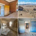 Царство песка: город-призрак в Намибии