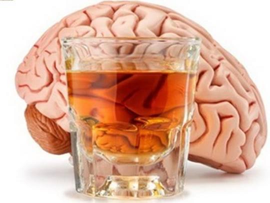 алкоголь_мозг
