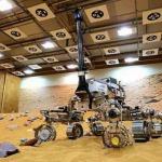 Марсоход «Бруно» проходит испытания перед экспедицией на Марс