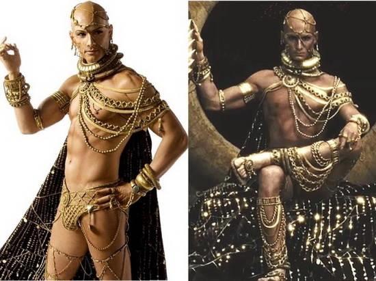 300 спартанцев 2 ксеркс актер