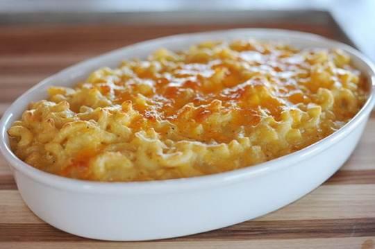 макароны-с-сыром