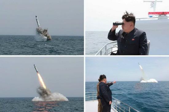 подводные лодки с баллистическими ракетами кндр