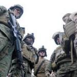 В Эстонии проходят учения НАТО Spring storm