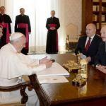 «Мы близки с ним идеологически». Лукашенко рассказал подробности о встрече с понтификом