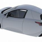 Electra Meccanica Solo: одноместный трехколесный электромобиль
