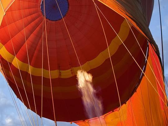воздух-шар