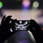 Apple запатентовала устройство, блокирующее камеры во время концертов