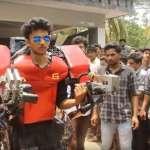 Индийский студент собрал экзоскелет Железного человека за $750 (видео)