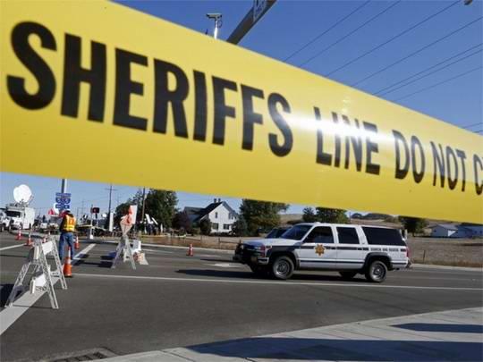 В США подросток, устроивший стрельбу во дворе одной из начальных школ американского города Таунвилл