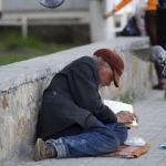 Правила жизни бездомных: Наталья Шеварева
