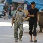 Повстанцы отказались считать Россию гарантом мира в Сирии