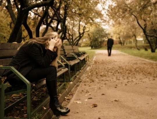 Бывшие супруги иногда устраивают дурацкое соревнование