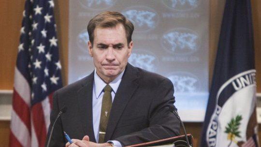 Власти США объявили, что прекращают с Россией двусторонние контакты относительно деэскалации конфликта в Сирии