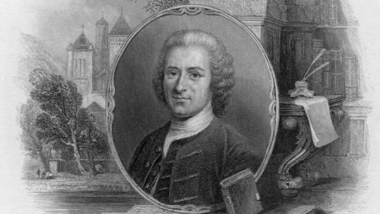Жан-Жак Руссо — французский философ, писатель, мыслитель эпохи Просвещения.