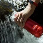Умная бутылка для анализа и очищения воды