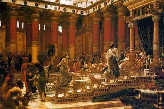 Когда говорят об Иерусалимском храме, подразумевают, на самом деле, не один, не два, а целых три разных храма.