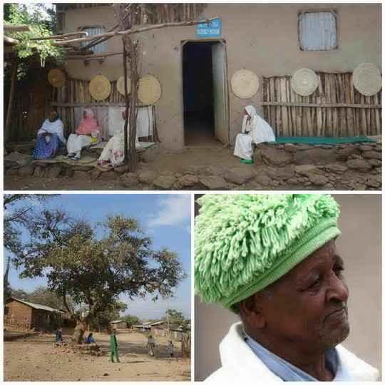 Между долин и скалистых ущелий горных районов Эфиопии спрятана коммуна