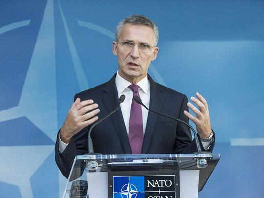 Генеральный секретарь НАТО Йенс Столтенберг выступил с обращением к избранному президенту США Дональду Трампу