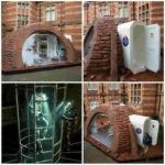 В Великобритании продемонстрировали концепт марсианских жилищ
