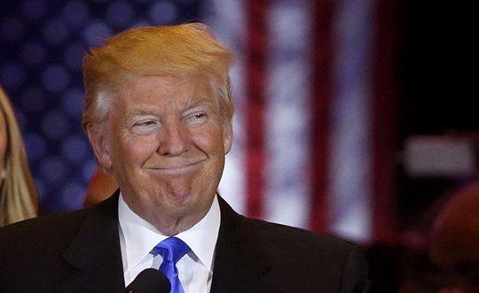 Кандидат от Республиканской партии Дональд Трамп стал победителем президентских выборов, прошедших в США 8 ноября