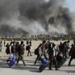 Во Франции завершен снос нелегального лагеря мигрантов «Джунгли»
