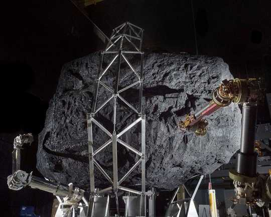 Миссия под названием Asteroid Redirect Mission (ARM) должна стартовать в 2021 году