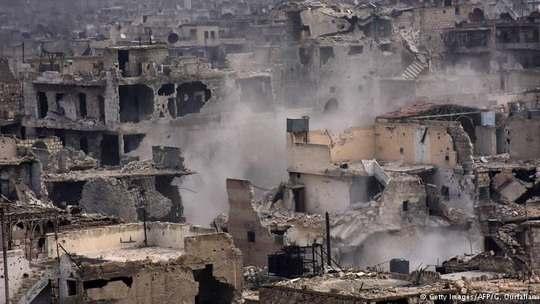 Россия наложила вето на резолюцию Совета Безопасности ООН о прекращении огня в сирийском городе Алеппо. Аналогичным образом поступил и Китай.