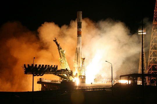 """Пять лет назад, в августе 2011 года, при точно таких же обстоятельствах, почти в тот же самый момент выхода на орбиту случилась авария с точно такой же ракетой """"Союз У""""."""