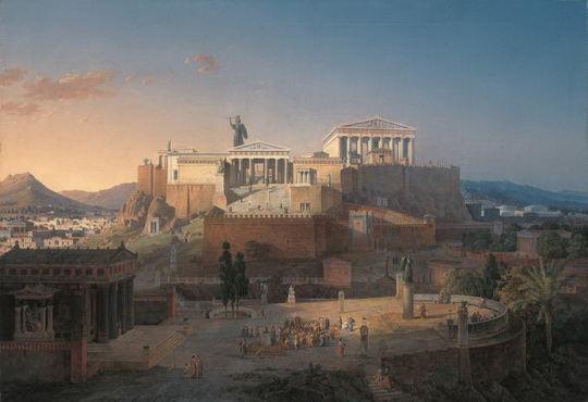 История помнит и темные аспекты греческого общества, о которых обычно умалчивают.