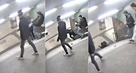 Германская полиция отреагировала на публикацию шокирующей видеозаписи
