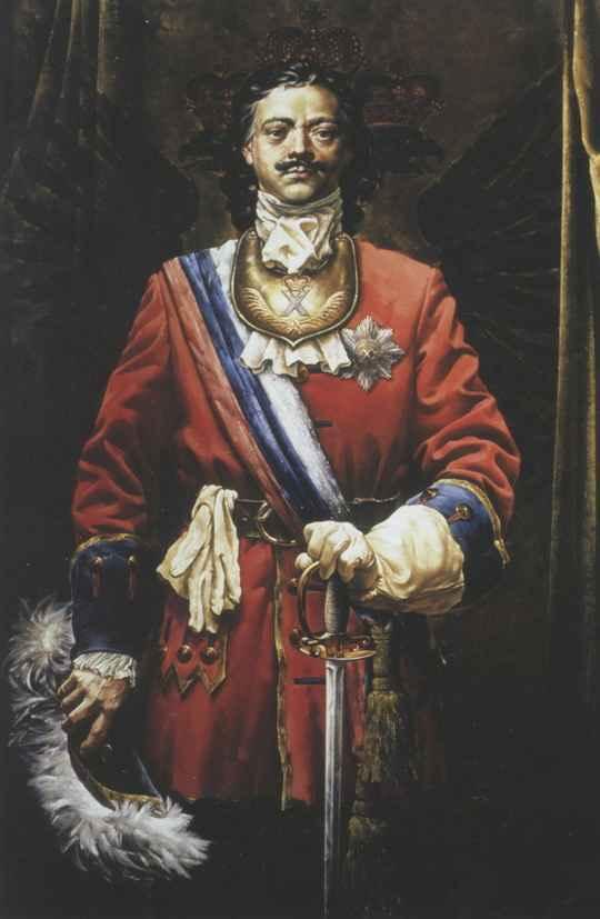 Последний царь всея Руси и первый Император Всероссийский.
