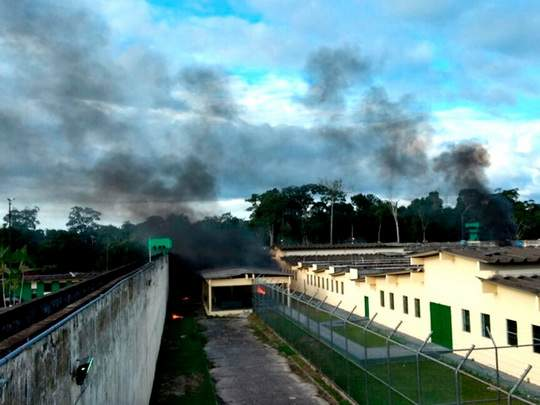 Тюремный бунт в городе Манаус на северо-западе Бразилии унес жизни около 60 человек.