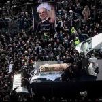 Бывшего президента Ирана похоронили под крики «Смерть России!» (ВИДЕО)
