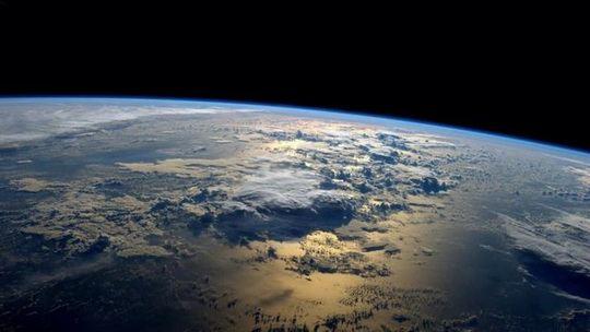 4К-видео опубликовал американский астронавт NASA Джефф Уильямс