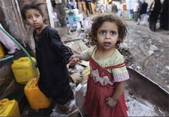 Yemen is on the verge of collapse as poverty and disease, exacerbated by war and a lack of resources, have ravaged the country.