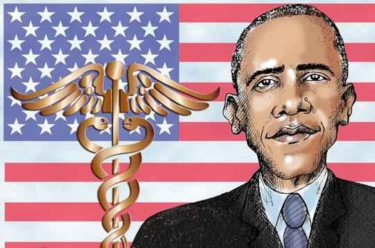 Дональд Трамп призвал республиканцев отменить реформу здравоохранения Obamacare «на следующей неделе», а также сразу ввести ей замену.