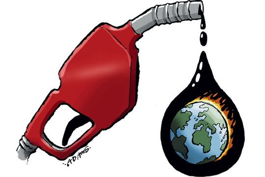 You can't understand any of the world's crises without understanding petropolitics