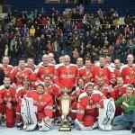 Пять хоккеистов экстралиги заявлены за команду Лукашенко на Рождественском турнире